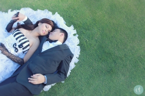 Crimson Resort and House of Cebu Engagement Session - Jp and Fritz